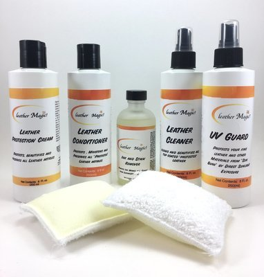 Total Leather Care Kit