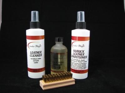 NuBuck/Suede Leather Care Kit