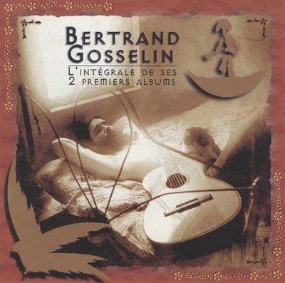 Quand Isabeau et Dame Musique se rencontrent (ses 2 premiers albums) / Bertrand Gosselin