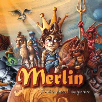 J'entre dans l'imaginaire / Merlin