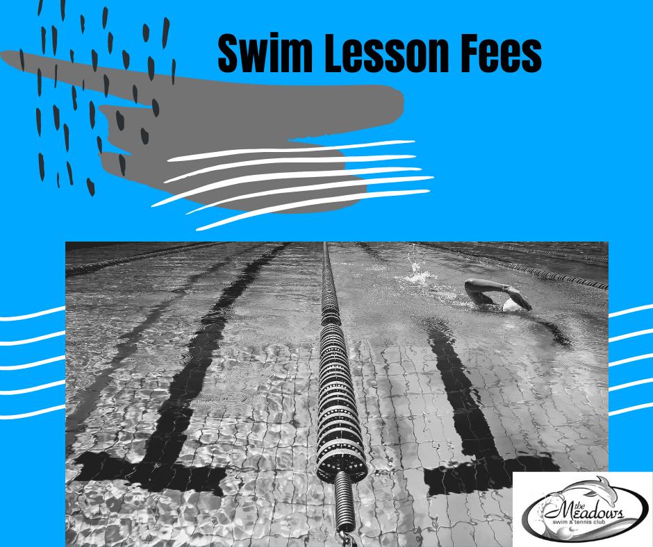Member only Swim Lessons