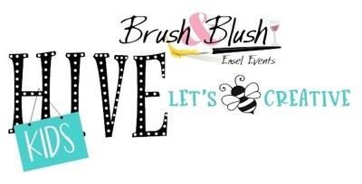 Brush & Blush HIVE Kids Monthly Recurring Membership