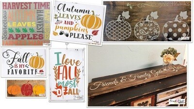 Fall Workshop - Board Crazy Collection In-Studio Event: Tuesday, October 20th at 7:00 pm