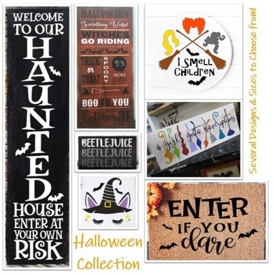 Halloween Workshop - Board Crazy Collection In-Studio Event: Tuesday, October 20th at 7:00 pm