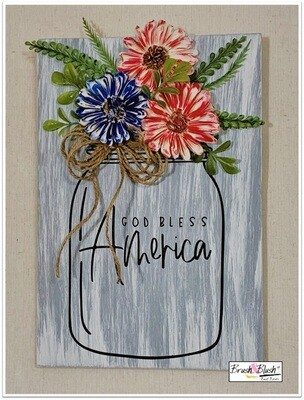 IN-STUDIO EVENT - Sola Flower America! EVENT DATE & TIME: Thursday, August 19th at 6:30 pm
