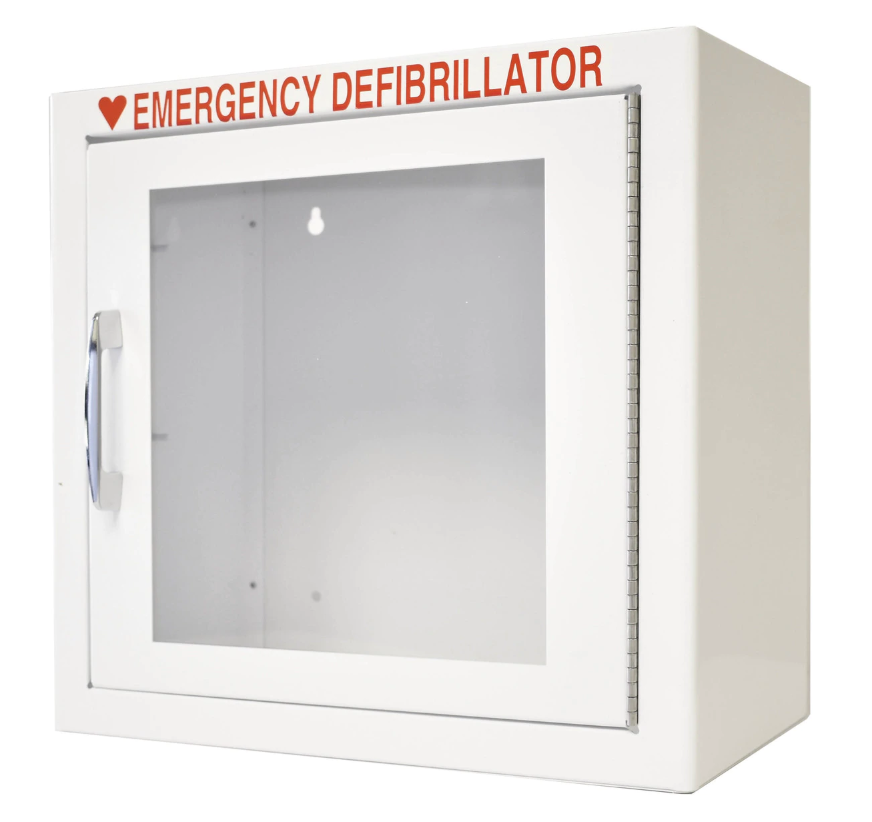 Small AED Standard Wall Cabinet