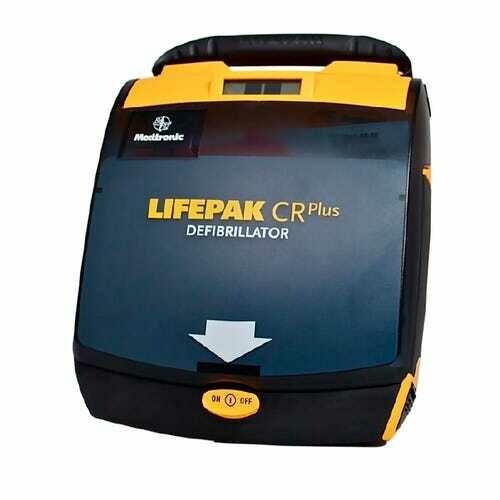 PHYSIO-CONTROL LIFEPAK CR PLUS AED (RECERTIFIED)
