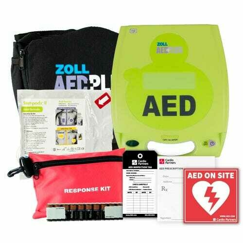 ZOLL AED PLUS (RECERTIFIED)