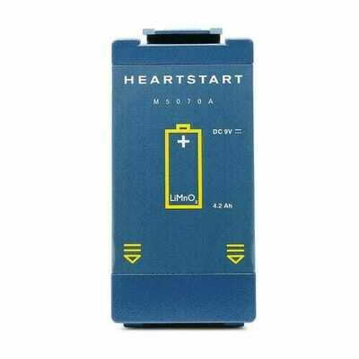 HeartStart OnSite, Home, HS1, FRx AED Battery