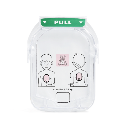HeartStart OnSite, Home, HS1 AED Infant/Child SMART Pads Cartridge