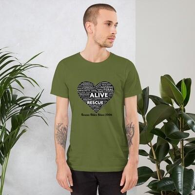 Inspiration ~ Short-Sleeve Unisex T-Shirt