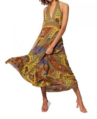 Maxiklänning Zelma V