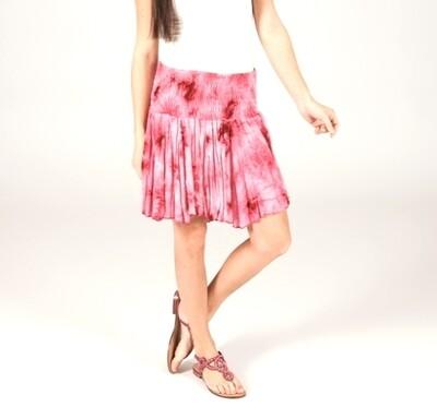 Kjol Pink Batik