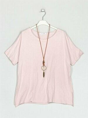 T-shirt + Halsband