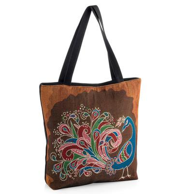 Väska Design Shopper