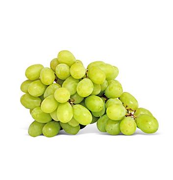 Uva verde sin semillas - 1 Libra