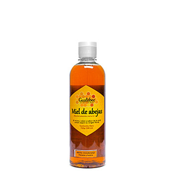 Miel de Abeja Líquida Guatebee® - 500 ml