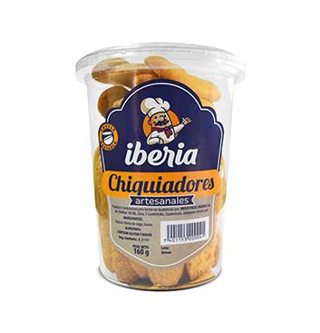 Chiquiadores con Azúcar Iberia® - 160 g