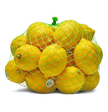 Red de Limones Amarillos (Cal. 110/115) - 24 Unidades