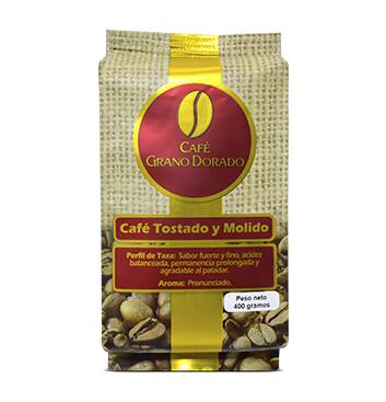 Café Grano Dorado Especial (Molido) 400g