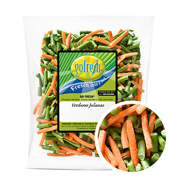 Verduras Julianas Gofresh® - 14 Onzas