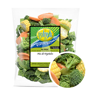 Mix de Vegetales Gofresh® - 2 Libras
