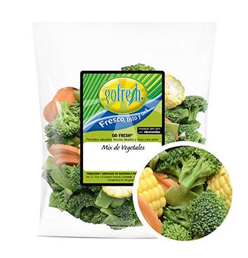 Mix de Vegetales Gofresh® - 1 Libra