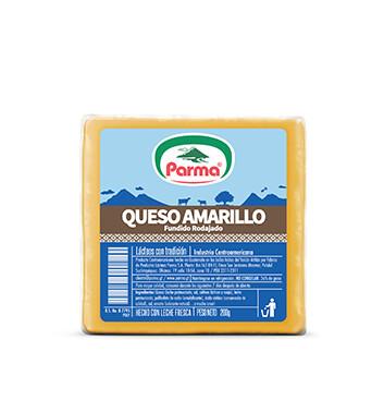 Queso Amarillo Rodajado Parma® - 200g