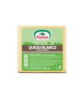Queso Blanco Rodajado Parma® - 200g
