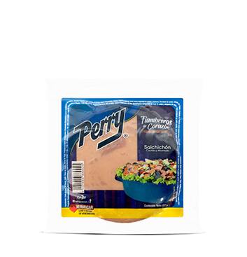Salchichón Jamón Perry® - 227g