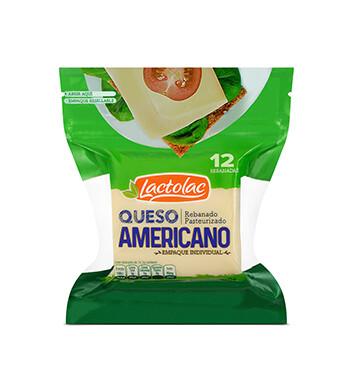 Queso Blanco Rodajado Lactolac® - 200g