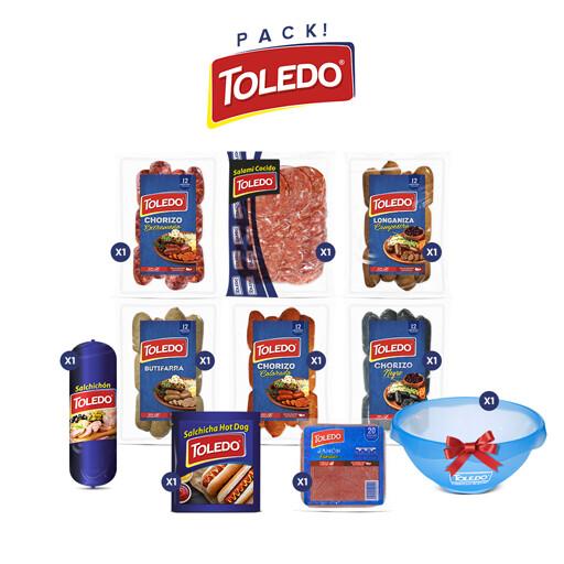 Pack! Toledo®