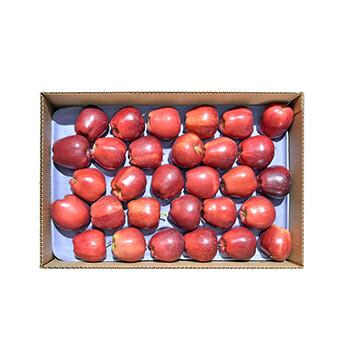 Caja de Manzanas Roja - Mediana (Cal. 150-163) - 40 Libras