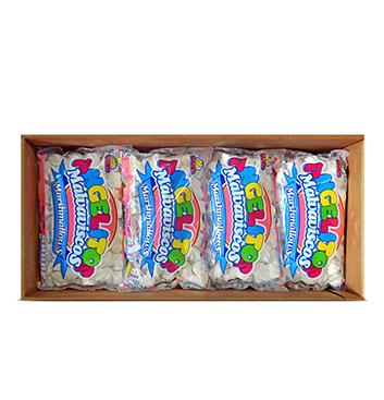 Caja de Marshmallows Blanco Churrito Guandy® - 20x335g