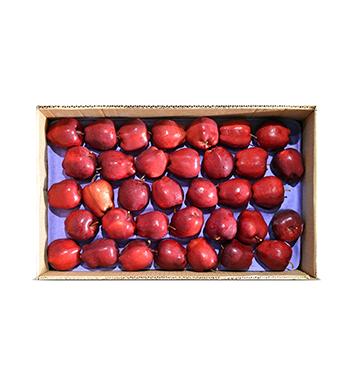 Caja de Manzana Roja - Infantil (Cal. 175-198) - 40 Libras