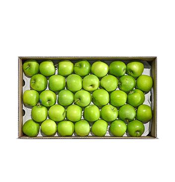 Caja de Manzanas Verde Infantil (Cal. 175-198) - 40 Libras