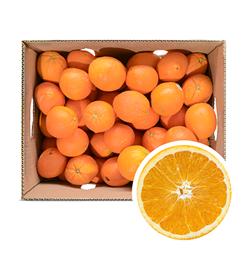 Caja de Naranjas Navel C56/72  - 40 Libras