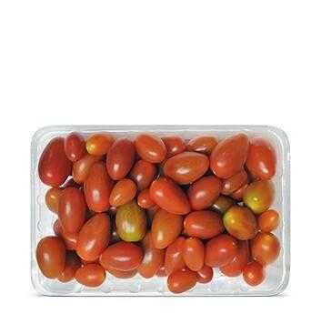 Tomate Grape - Cosecha del Día - Clamshell - 1 Lb