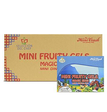 Caja Magic Egg - 4 Display x 12 Unidades + 1 Lego Toy - Sabores Surtidos