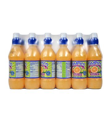 Caja de Jugos de Naranja Citrus Punch Tampico® - 24x300ml