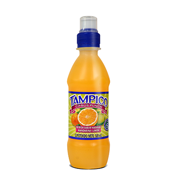 Jugo de Naranja Citrus Punch Tampico® - 300ml