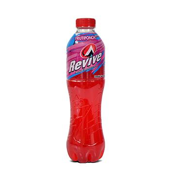 Bebida Rehidratante Revive® Sabor FruitPonch - 600ml