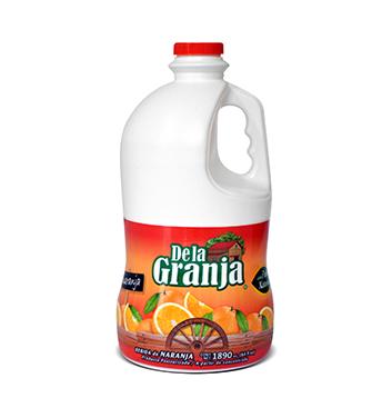 Jugo de Naranja con Pulpa De La Granja® - 1.89 Litros