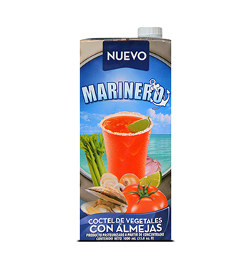 Jugo de Vegetales Marinero® - 1 Litro