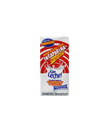 Incaparina® con Leche - 200 ml