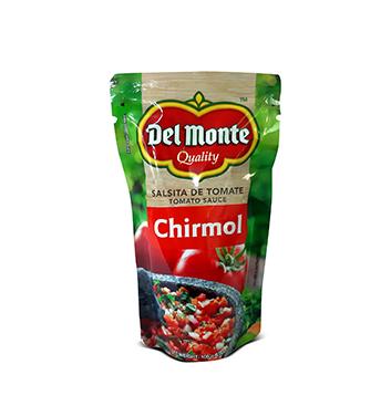 Salsa de Tomate Chirmol Del Monte® - 106g