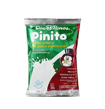 Leche Entera en Polvo Pinito Dos Pinos® - 350g