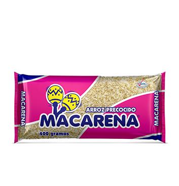Arroz Precocido Macarena® - 400g
