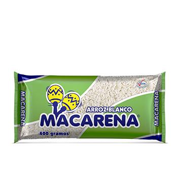 Arroz Blanco Macarena® - 400g