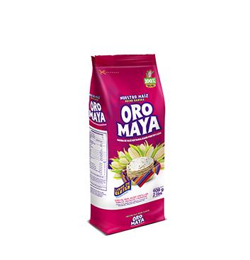 Harina de Maíz Blanco Oro Maya® - 2 Libras